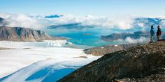 Top 3 Must-See Attractions of Spitsbergen  Be sure to plan excursions to these delightful Spitsbergen spots.