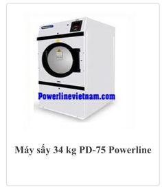 Máy sấy 34 kg PD-75Powerline: Người sử dụng chỉ cần lựa chọn chương trình đã được cài đặt trước và ấn nút Start. Thời gian sấy và làm nguội được thực hiện một cách chính xác theo chương trình cài đặt. Hệ thống có thể ghi nhớ 10 chương trình sấy khác nhau Máy sấy 34 kg PD-75 Powerline: