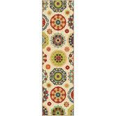 Found it at Wayfair - Chesly Floral Multi Indoor/Outdoor Area Rug