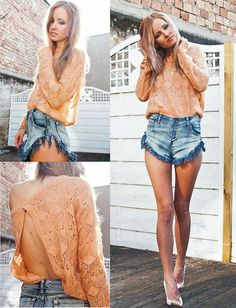 APRICOT (by Daisy R.) http://lookbook.nu/look/4750935-APRICOT