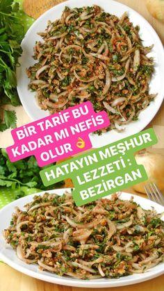 Healthy Meal Prep, Easy Healthy Recipes, Easy Meals, Best Salad Recipes, Great Recipes, Appetizer Salads, Turkish Recipes, Pinterest Recipes, Mediterranean Recipes