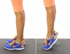 Do These 9 Exercises to Strengthen Weak Knees is part of health-fitness - Problem knees These exercises to strengthen your knees will target the surrounding muscle groups and they'll help you feel stronger, fast! Fitness Workouts, Fitness Hacks, Fitness Motivation, Butt Workouts, Fat Workout, Fitness Quotes, Ankle Strengthening Exercises, Calf Exercises, Stability Exercises
