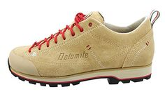 Dolomite 855570 00, Cinquantaquattro Low, Farbe sand-rot, Leichtwanderschuh - http://on-line-kaufen.de/dolomite/dolomite-855570-00-cinquantaquattro-low-farbe