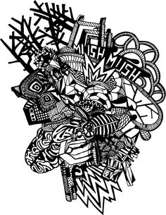 Kristina Dam - Art & graphic Design