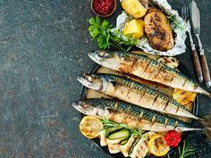 Příprava ryb: Nejčastější chyby, které děláme Fresh Rolls, Fish, Ethnic Recipes, Pisces