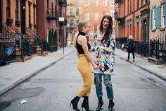 Mimosas and Manhattan | How to Take a Look From Day to Night