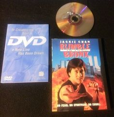 Rumble in the Bronx (DVD, 1997) Free Shipping
