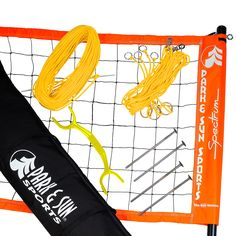 Park & Sun Sports Spectrum 2000 Volleyball Set