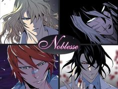 ♥ Noblesse (ongoing - ch 245 of 322) For 820 years Rai has slumbered with no knowledge of mankind's advancements. He seeks out his loyal servant, Frankenstein, who is currently the principal of a South Korean High School. Rai decides that this would be the perfect place to help him learn about the new world, enrolls, and begins hanging out with a group of students to blend in. But this new world is no safer than the old, and now Rai and Frankenstein must protect the children that have…