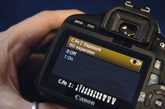 5 must-have menu tweaks for Canon users | Digital Camera World