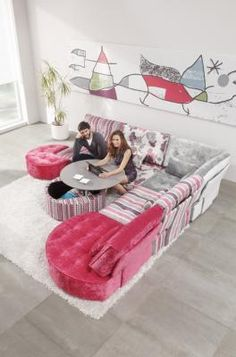 Arianne Love by Fama sofas - Canapés et Modulaires Fama