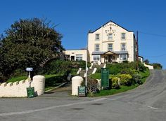 Bull Bay Hotel, Anglesey.  Enjoyed many a bar snack here with my dear Dad x