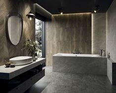 Galeria łazienek - zdjęcia, gotowe projekty - Domni.pl Palazzo, Bathtub, Bathroom, Google, Standing Bath, Washroom, Bathtubs, Bath Tube, Full Bath