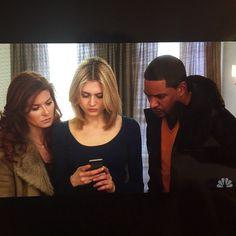 #acting #work #NYC #MysteriesOfLaura #NBC #TV #show with #DebraMessing and #SalAlonzo - yeah! :)