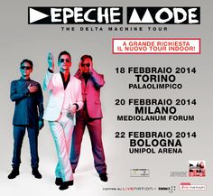 Review & Set List: Depeche Mode in Milan