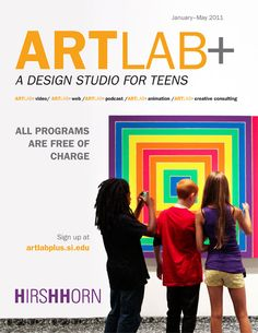 Self-directed, out-of-school learning at the Hirshhorn Museum in DC