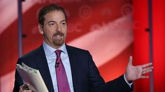 """President Trump called for Chuck Todd, host of NBC's """"Meet the Press,"""" to be fired after the program issued an apology for """"inadvertently and inaccurately"""" cutting short a clip of remarks made by Attorney General William Barr about former national Politics, Peggy Noonan, Chuck Todd, Trump Lies, National Security Advisor, African American Men, Former President, Vice President"""