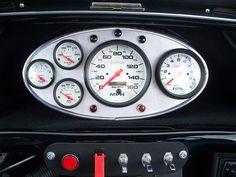 only 5 gauges