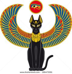 Image result for images of egyptian cats