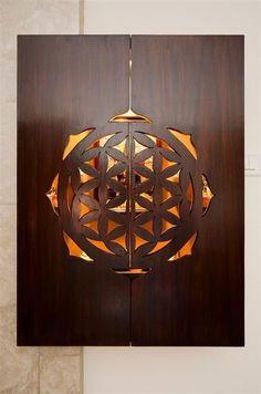 like the design of the door