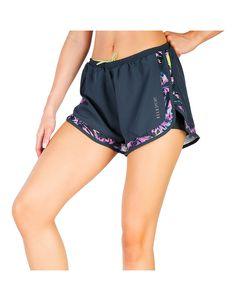 Elle sport - collezione utopia - pantaloncini tecnici da donna - composizione…