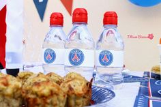 Anniversaire PSG Psg, About Me Blog, Container, Drinks, Bottle, Beverages, Flask, Drink, Beverage