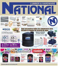 Shopper - National Lumber & Hardware (julio 2015)
