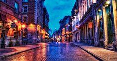 Vieux-Montréal ou Old Montreal #viagem #canada #viajar