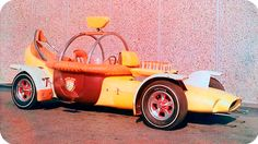 Alvin's Acorn Safety Cars - TV & Movie Cars Gallery   Barris Kustom Industries