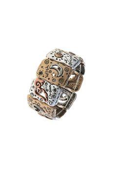Dream wish hope cutout bracelet.  Approx. 2.0 diameter  Stretch band  Lead/Nickel compliant Dream Cutout Bracelet by Fashion Bella. Accessories - Jewelry - Bracelets California