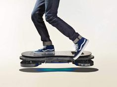 A real life hoverboard