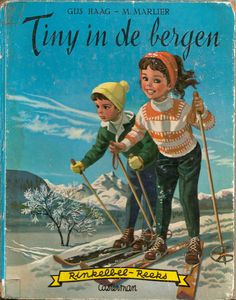 Tiny in de bergen (illustrated by Marcel Marlier) - from my own collection