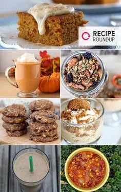 30 Healthy Pumpkin Recipes