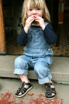 "My kiddo will have overalls. I don't care if they're ""in style"" when they're born or not."