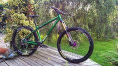 Stanton Switchback Custom 650b - JamieD24's Bike Check - Vital MTB