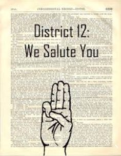 district we salute you Fire Movie, Hand Symbols, Image Font, Hunger Games 3, Catching Fire, My Favorite Image, Book Pages, Cute Wallpapers, Nerd