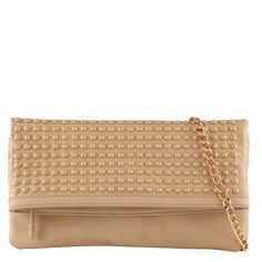 CHANGE - handbags's clutches for sale at ALDO Shoes......such a close replica to the CV studded foldover clutch!
