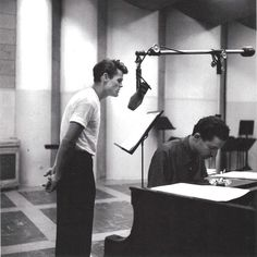 wehadfacesthen:  Chet Baker, 1954, photo by William Claxton