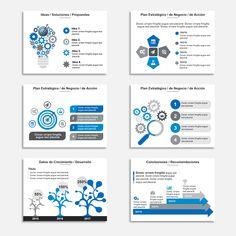 Plantillas Powerpoint para crear presentaciones profesionales