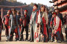 The Heike clan.  Sukiyaki Western Django