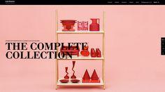 Web Design Inspiration:Normann Copenhagen