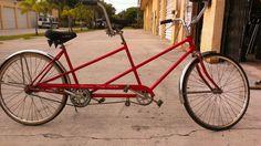 Schwinn twinn vintage bicycle tandem