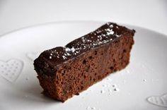 Brownie fasolowe z zdrowejestczadowe Cake Recipes, Dessert Recipes, Bean Cakes, Sweet Bakery, Polish Recipes, Polish Food, Healthy Sweets, Sweet Desserts, Chocolate