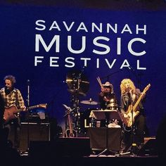 Such a treat to enjoy the Savannah Music Festival!