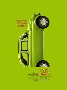 olive green car