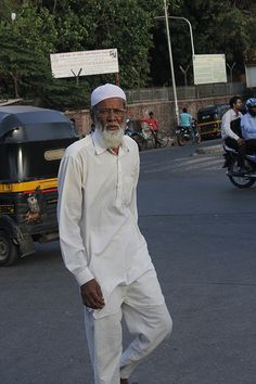 The Muslim Man..