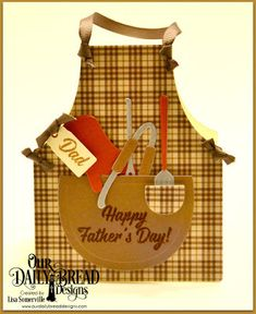 father's day crafts bbq sauce