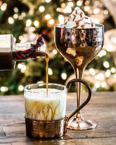 HOMEMADE COFFEE / COCOA SYRUPS – IT'S SO SIMPLE….SYRUP THAT IS! - Little Rusted Ladle #food photography #christmascocktails #flavoredsyruprecipe