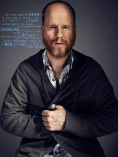Joss Whedon - Perfect description of Mal, Angel, Buffy, Spike, Paul Ballard, Echo, and so many others!