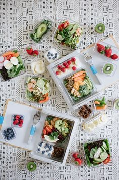 Healthy Routines - Lunch Prep-8